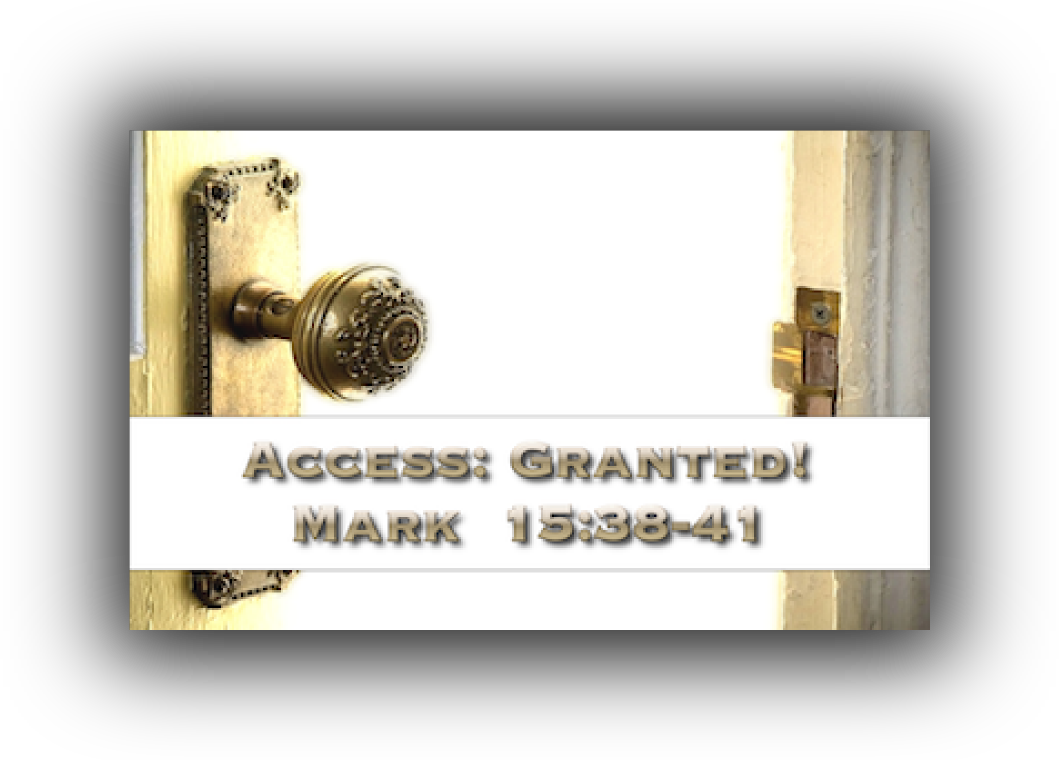 Access: Granted!